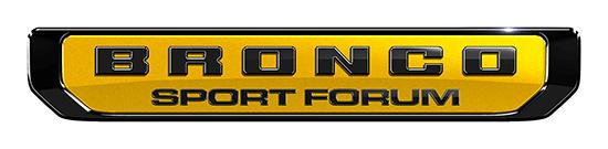 2021+ Ford Bronco Sport Forum - Broncosportforum.com